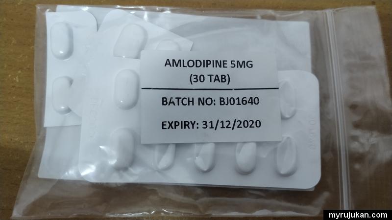 Ubat pil tablet juga mempunyai expiry date