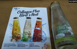 bird's nest drink by FG Walet
