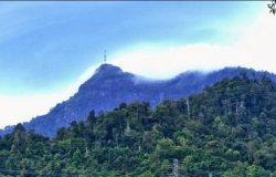 Contoh gunung jerai Kedah