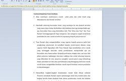 Preview surat perjanjian sewa rumah tentang tanggungjawan pemilik rumah sewa