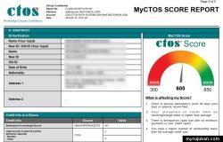 MyCTOS score report untuk anda semak penyata CTOS