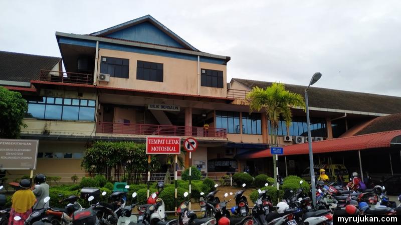 Bersalin di Hospital Universiti Sains Malaysia Kelantan