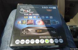 Dekoder MyTV murah yang rakan saya beli