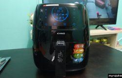 Inilah dia Khind Air Fryer ARF3000 yang dibeli dari Shopee