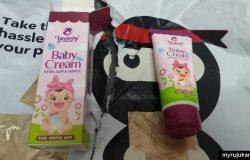 Baby Cream Jenama YouBaby