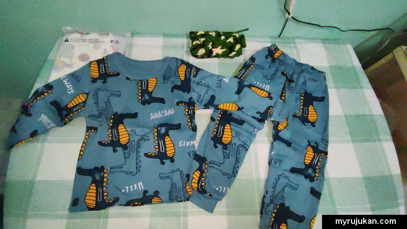 Beli baju panjang kanak kanak cantik murah online